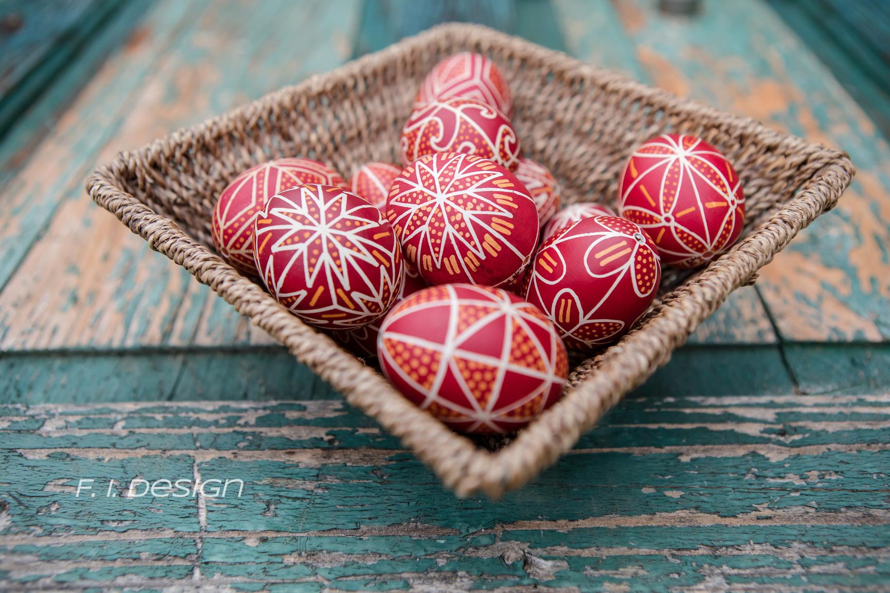 hímes tojás Easter egg Árapatak