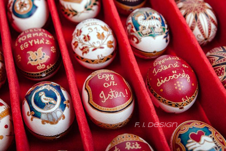 hímes tojás Easter egg